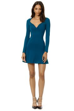 Feed the Surface Dress by Cushnie Et Ochs #renttherunway