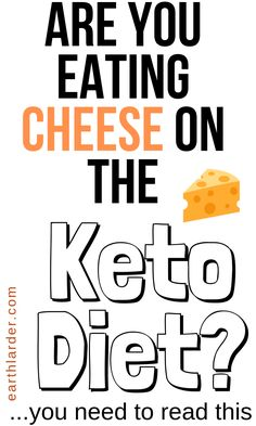 The Keto diet needs high fat meals. Are you eating cheese on the keto diet? Use this keto diet cheese list to know what cheese you should and should not be eating on the keto diet to stay in ketosis. Keto Diet Guide, Ketogenic Diet For Beginners, Keto Diet For Beginners, Recipes For Beginners, Keto Diet Plan, Cheese List, Keto Cheese, Cheese Recipes, Diet Recipes