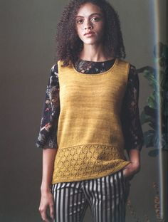 Knits from the Greenhouse. Обсуждение на LiveInternet - Российский Сервис Онлайн-Дневников Jumper Patterns, Online Diary, Pullover, Crochet Top, Knitting, Russian Online, Knits, Tops, Women