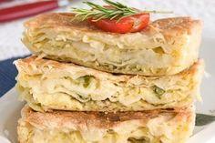 Placinta romaneasca cu urda - Culinar.ro