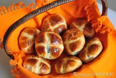 Hot Cross Buns - Hilda's Touch Of Spice