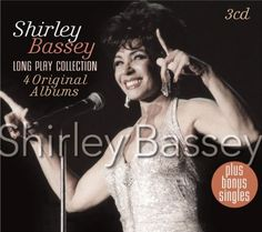 Shirley Bassey - Long Play Collection, Black