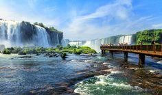 Iguazu Falls by Jarmila LandScapes Photography #InfluentialLime