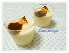 「豆乳のなめらかブラン・マンジェ」ジェイ | お菓子・パンのレシピや作り方【corecle*コレクル】