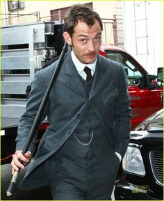 Jude Law - swag!