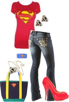 """""""Super woman"""" by shane-self on Polyvore"""