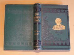 Vivian Grey by Disraeli Earl Beaconsfield  1858 by designfinder10, $54.50