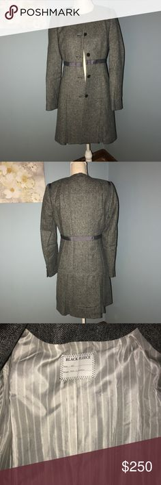 """Brooks Brothers Black Fleece Trench Coat Perfect condition retired line from brooks Brothers Black Fleece line  Size BB2 which is a small 33.5"""" bust 26"""" waist and 36.5"""" hip Brooks Brothers Jackets & Coats Trench Coats"""