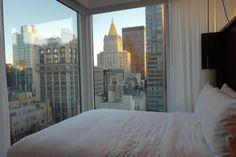 Arlo NoMad, New York, Udsigt fra værelse