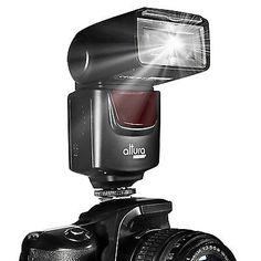 Altura Photo Digital Flash for Canon PowerShot G3 X G5 X G12 G15 G17 SX50 SX60