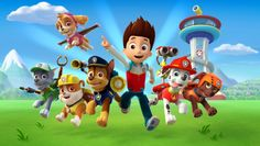 Paw Patrol Group 1