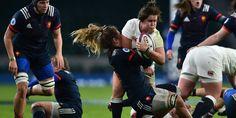 L'équipe de France féminine de rugby fait comme le XV de France et s'incline face à l'Angleterre - HuffingtonPost - 05/02/2017