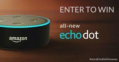 https://wn.nr/rgFw6d          Amazon Echo Dot Giveaway