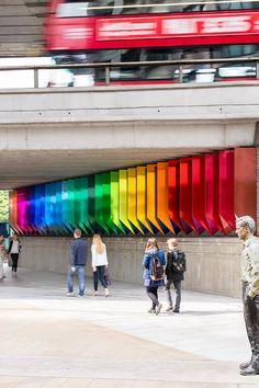 12 Best Cool Art images | Light installation, Installation