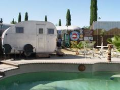 DOUGS VINTAGE TRAILERS - DESERT BREEZE RV PARK