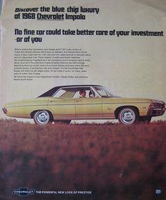1968 Chevy Impala (Life Magazine)