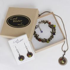 Cool Water Jewelry Bohemian Night Collection