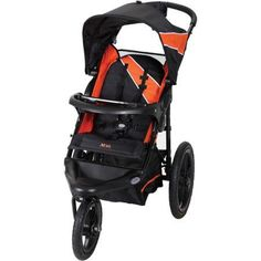 Baby Stroller Trend XCEL Jogging Tiger Lily - Strollers