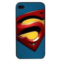 Steel Superman Close-Up Phone Case For IPhone 4/4s/5 for only $15.99 ,cheap Creative Iphone Cases - Iphone Accessories online shopping,Steel Superman Close-Up Phone Case For IPhone 4/4s/5 Presented in ultra close-up and lifted from Superman's uniform!