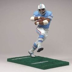 b858ccdc066bd Earl Campbell - Houston #Oilers McFarlane #NFL Legends Series 3 Action  Figure