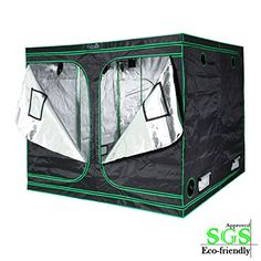 Quictent 96X96X78-Inch Mylar Hydroponic Grow Tent with PVC View Window for Indoor Plant Growing https://ledgrowlightsreviews.info/quictent-96x96x78-inch-mylar-hydroponic-grow-tent-with-pvc-view-window-for-indoor-plant-growing/