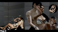 (TS4) Couple Pose Set 2 - *Pose Pack version*Hello, i'm back for 2016 and now i propose a new set of 6 poses for couple, particulary about the pregnancy as we asked me but only when your female sim is...