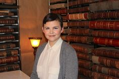 """Who Do You Think You Are?"" - Ginnifer Goodwin discovers some shocking things about her great-grandparents."