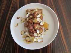 5. Dates and Goat Cheese | 8 Healthy And Delicious Take-To-Work Snacks