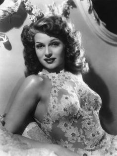 American actress Rita Hayworth on the set of You Were Never Lovelier, directed by William A. Get premium, high resolution news photos at Getty Images Hollywood Vintage, Hollywood Icons, Old Hollywood Glamour, Golden Age Of Hollywood, Hollywood Stars, Classic Hollywood, Old Hollywood Actresses, Glamour Hollywoodien, Vintage Glamour