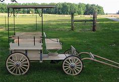 mini horse wagons | Miniature Driving Vehicles, Carts, Wagons, Buggies, Surreys