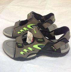 Mens Edgy Adventure Sandals