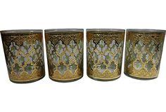 Culver Cocktail Glasses, Set of 4 on OneKingsLane.com