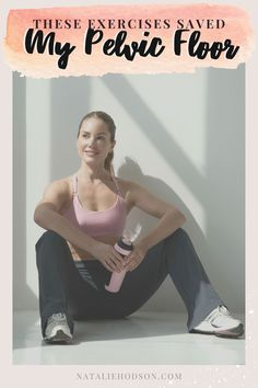 I used to be so embarrassed to even talk about this. It wasn't until my good friend, Dr. Monique Middlekauff, reached out to me and explained what I was experiencing was not normal or healthy. She taught me some amazing exercises that improved my diastasis recti and pelvic floor dysfunction. And together, we created this program! Xo, Natalie