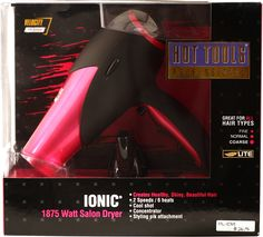 Hot Tools Professional Ionic 1875 Watt Salon Dryer, Model 1047 1 ea *** This is an Amazon Affiliate link. Click image to review more details. Online Beauty Supply Store, Salon Dryers, Flat Iron Reviews, Hot Tools Professional, Large Bird Cages, Fish Tank Lights, Best Hair Dryer, Boxes For Sale, Fun Shots