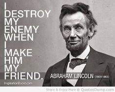 https://flic.kr/p/GuH6py   Destroy Enemies By Befriending Them
