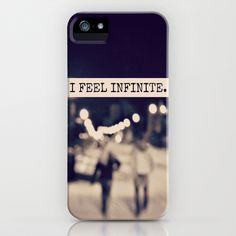 I Feel Infinite iPhone Case by Caleb Troy - $35.00