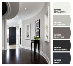 2016 Paint Color Ideas For Your Home Benjamin Moore 2111 60 Barren Cosmetic House Interior Color Schemes Interior Home Paint Schemes Living Room Paint Color Ideas Inspiration Gallery Sherwin Williams…Read more of Interior House Painting Color Ideas House Design, House, Home, Home Remodeling, House Styles, House Interior, Room Colors, Interior Design, House Colors
