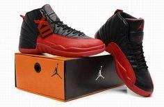 buy popular 473da a80f2 nike air jordan 12 blackvarsity red sneakers p 3441