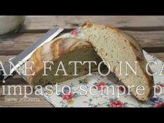 Pane fatto in casa con impasto sempre pronto - cucina preDiletta