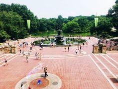 Bethesda Fountain | Central Park in New York City