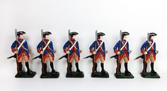 Prussian Seven Years WAR 1756 Prince August TOY Soldiers Wargame 40mm Semi Round | eBay