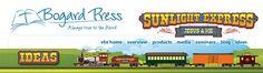 VBS 2012 - Sonlight Express - decorating ideas & lesson ideas