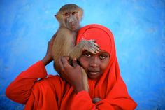 Somali girl from Berbera