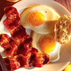 Triple Berry Bacon Recipe