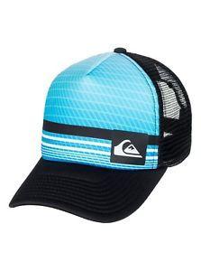 a quiksilver foamnation trucker cap gorra trucker chicos one size azul  Gorras Vans 463d60292e1