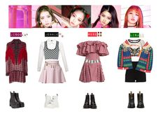 """BLACKPINK - AS IF IT'S YOUR LAST❤️"" by vvvan99 ❤ liked on Polyvore featuring Anna Sui, River Island, Gucci, House of Holland, Just Cavalli, Moschino, Paco Rabanne, Alexander Wang, Dr. Martens and Windsor Smith"
