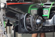 Round 2, Petronas Malaysian Grand Prix 2013, Preview, Vodafone McLaren Mercedes, Front Left Wheel Hub Detail