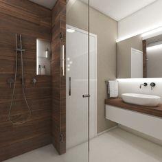 Přírodní koupelna MILANO - vizualizace