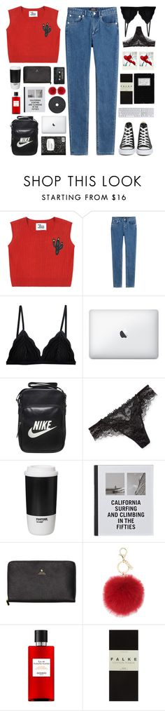 """""""For My Polyfriends(pls read the description)"""" by dianakhuzatyan ❤ liked on Polyvore featuring A.P.C., Cosabella, NIKE, Lise Charmel, ROOM COPENHAGEN, Patagonia, Scotch & Soda, Polaroid, L.K.Bennett and Hermès"""