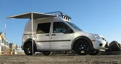 cool ford transit connect